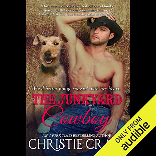 The Junkyard Cowboy                   By:                                                                                                                                 Christie Craig                               Narrated by:                                                                                                                                 Courtney Patterson                      Length: 5 hrs and 51 mins     Not rated yet     Overall 0.0