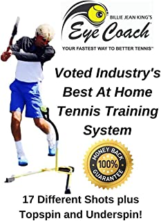 Billie Jean King's Eye Coach Pro Model - Try It. 100% Risk-Free!