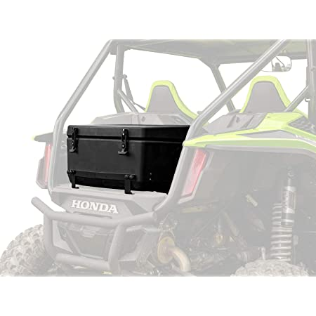 2018+ SuperATV Heavy Duty Insulated Rear Cooler//Cargo Box for Textron Wildcat XX Sealed Lid Keeps Ice In /& Mud Out!