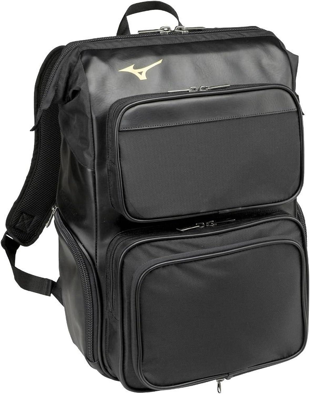 MIZUNO (Mizuno) baseball Global Elite large backpack nylon 1FJD842009 black