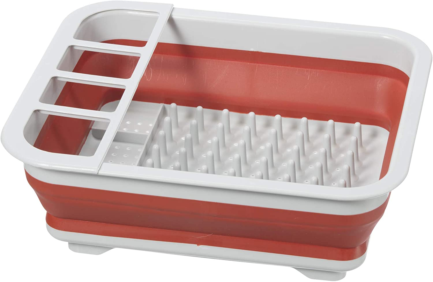 OGGI Collapsible Dish Drying SALENEW very low-pricing popular Rack - easy collapse Pop-up for and