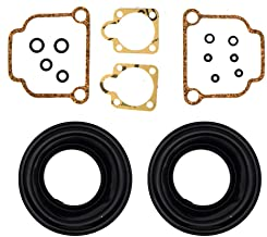 Carburetor Rebuild Kit For BMW BING CV 32mm Carb Airhead R65 R75 R80 R90 R100