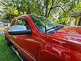 Bullet Style 50 Caliber Antenna Mast for Chevrolet Silverado Pickup 1999-2020