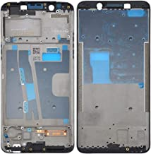 Wangl Oppo Spare for Oppo A73 / F5 Front Housing LCD Frame Bezel Plate(Black) Oppo Spare (Color : Black)