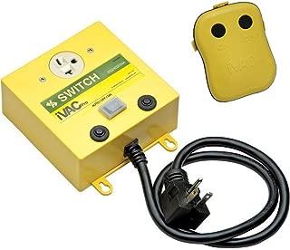 iVAC PRO 240-Volt Remote Control for Dust Collectors