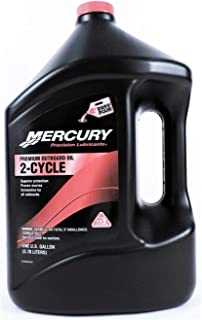 Mercury/Quicksilver Parts 858022K01 OIL TCW3 PREM. GAL