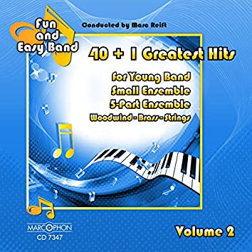 40 + 1 Greatest Hits for Young Band Volume 2