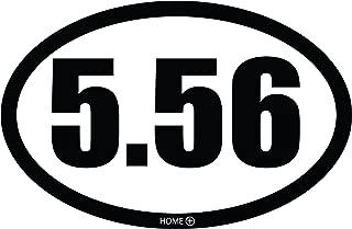 Best 5.56 oval sticker Reviews