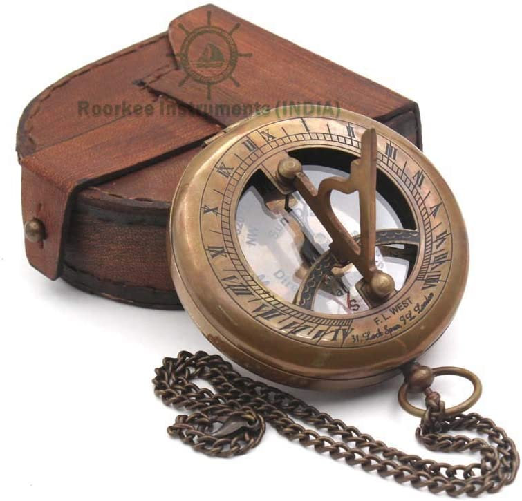 Roorkee Instruments Antique Nautical Popular products Vintage Magneti Year-end annual account Directional