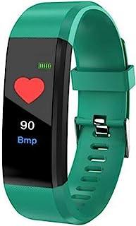 بالإضافة إلى أن OLED لون شاشة القلب معدل ضغط الدم مراقب اللياقة البدنية للماء القابلة لإعادة الشحن سوار الذكية ل xiaomi iP...