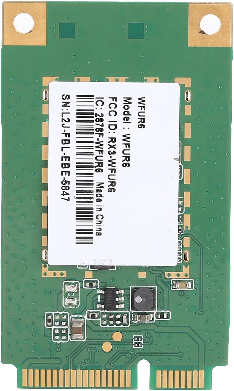 NEW before selling Zyyini USB Dual Band Mail order WiFi Module Network PCI‑E C Mini Wireless