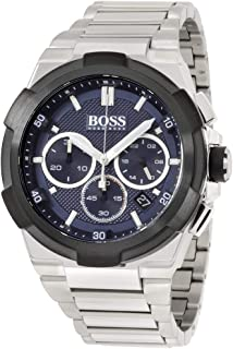 Hugo Boss Casual Watch For Men Analog Stainless Steel - 1513360