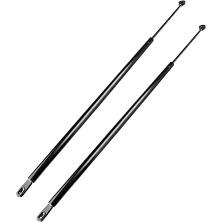 Two Rear Hatch Liftgate Gas Charged Lift Supports For 1982-1991 Volkswagen Vanagon WGS-315-2 Left and Right Side