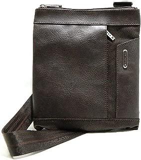 Roncato Massenger Bag For Men, Brown - 40086644