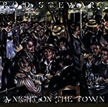 A Night On The Town by Stewart, Rod (1990-10-25)