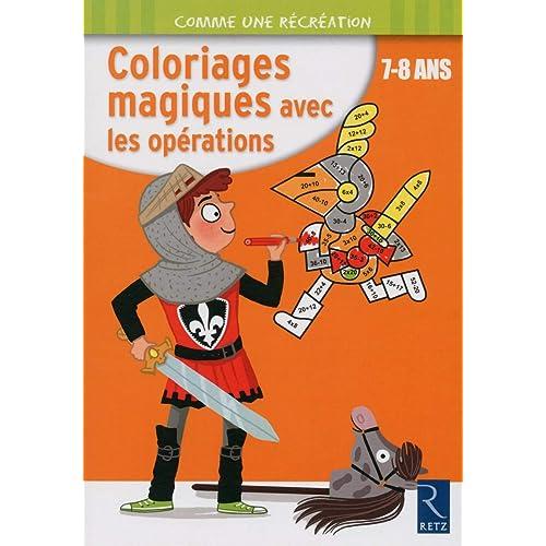 Coloriage Magique Amazon Fr