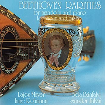 Beethoven: Adagio in E-Flat Major / Andante and Variations / 6 National Airs With Variations