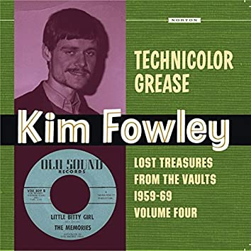 Technicolor Grease: Lost Treasures from the Vaults 1959-1969, Vol. 4