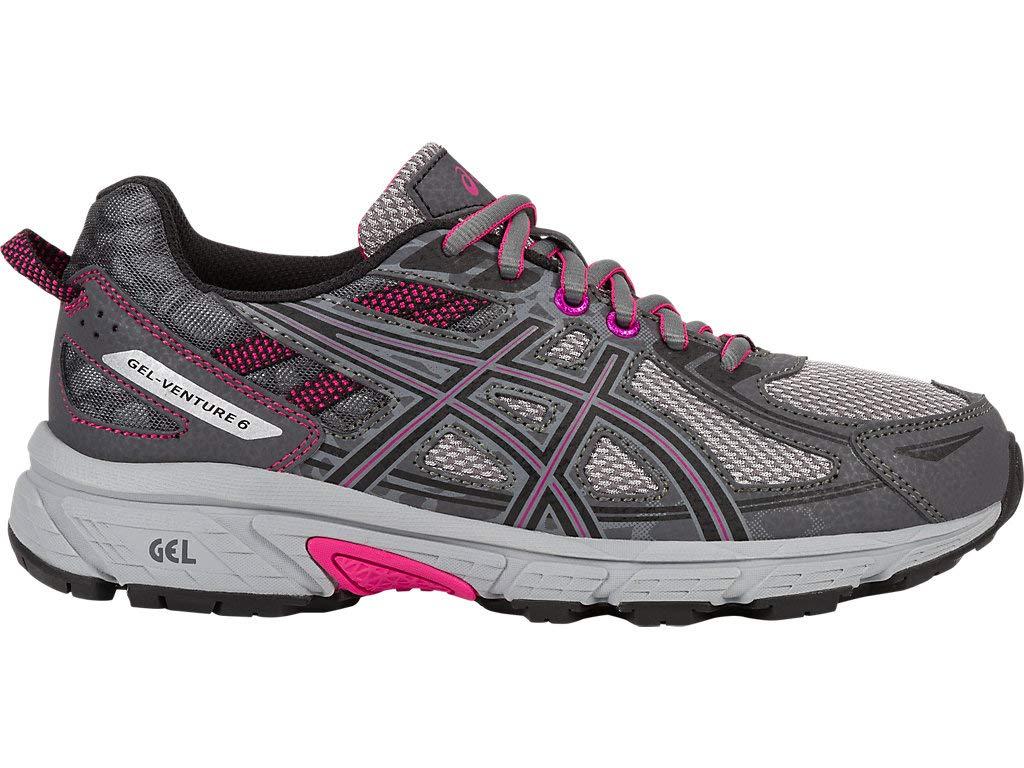 ASICS Womens Gel Venture Running Shoes Peacock