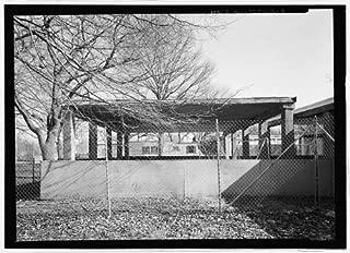 HistoricalFindings Photo: Trenton Jewish Community Center,999 Lower Ferry Road,Ewing,Mercer County,NJ,85