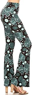 Leggings Depot Ultra Soft Popular Printed Stylish Palazzo Pants BAT1