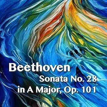 Beethoven Sonata No. 28 in A Major, Op. 101