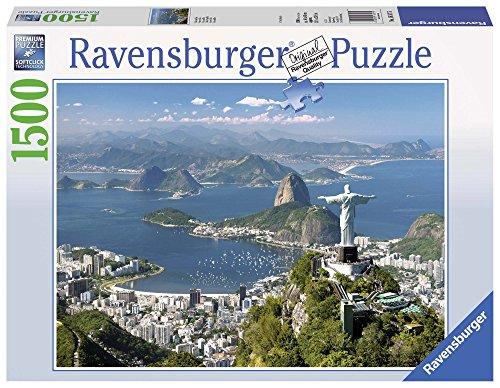 Ravensburger - Blick auf Rio - 1500 Stück