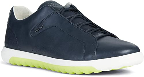Geox NEXSIDE U927GA Hombre Hauszapatos,mínimo,varón zapatos Deportivos,Zapato con Cordones,Transpirable,Calzado,Hauszapatos,Turnzapatos