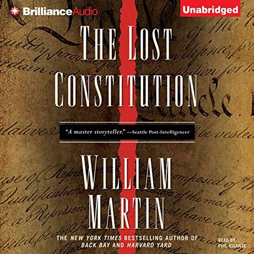 Couverture de The Lost Constitution