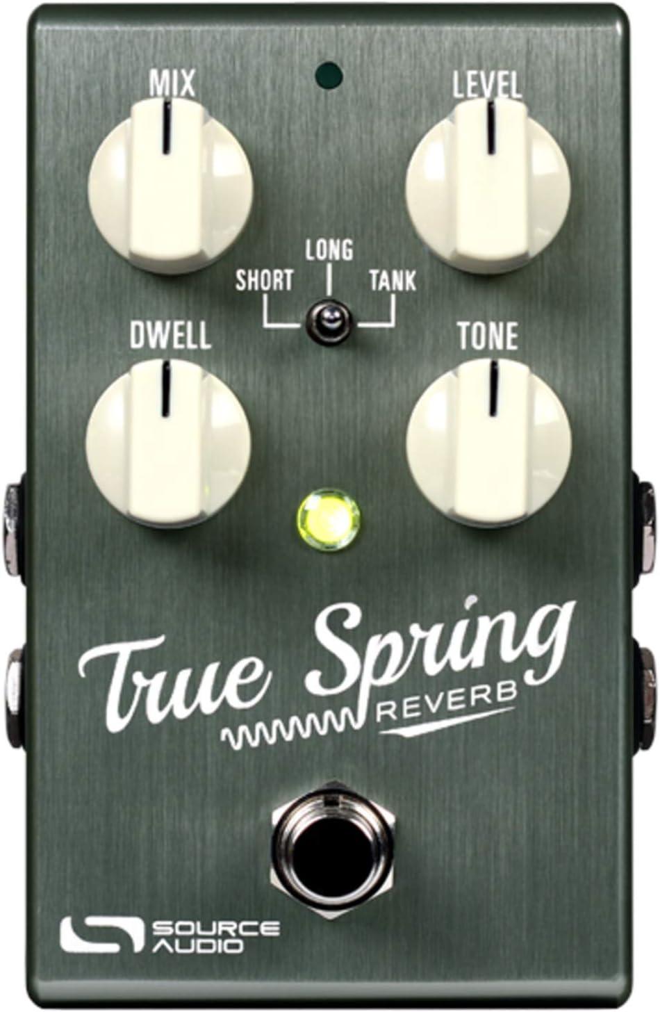 Source Audio New sales True Spring Dedication Reverb Pedal