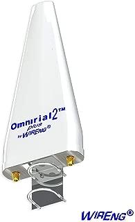 Omnirial2-Plus True MIMO ±45° Antenna for Connected IO EM1000T-NA-CAT1 High Gain (Omnirial-Plus 2)