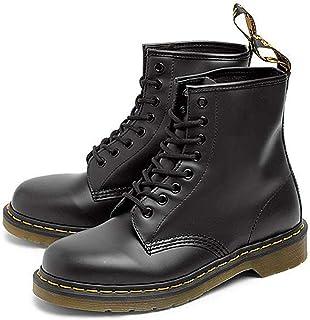 [ドクターマーチン] 8ホール ブーツ 8HOLE BOOT 1460W SMOOTH R11821006 / R11821600 ブーツ レディース レースアップ ブーツ [並行輸入品]