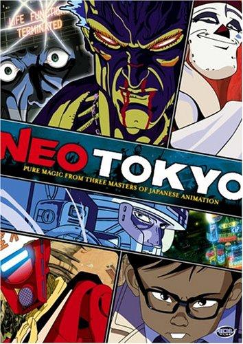 Neo Tokyo [1987] [Edizione: Germania]