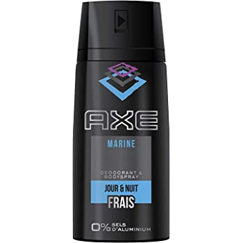 Axe - 6 x deo hombre spray marine 150 ml: Amazon.es: Belleza