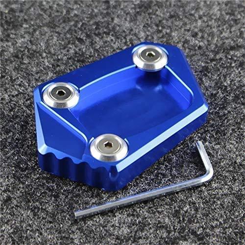 Milai. Accessori per moto durevoli Accessori per moto Accessori per moto CNC Slittino in alluminio Slittino per H0NDA NC700S / X NM-4 14-15 CB400 VTEC CBR600RR F5 02-15 Facile da installare, Colore: B