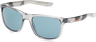 نظارات شمسية من نايك باطار رمادي مستطيل للرجال