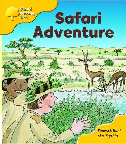 Oxford Reading Tree: Stage 5: More Stories C: Safari Adventureの詳細を見る