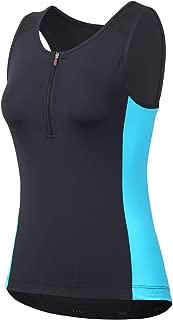 Women Persuit Tri Tank Top,Tristhlon Top Cycling Shorts Jerseys