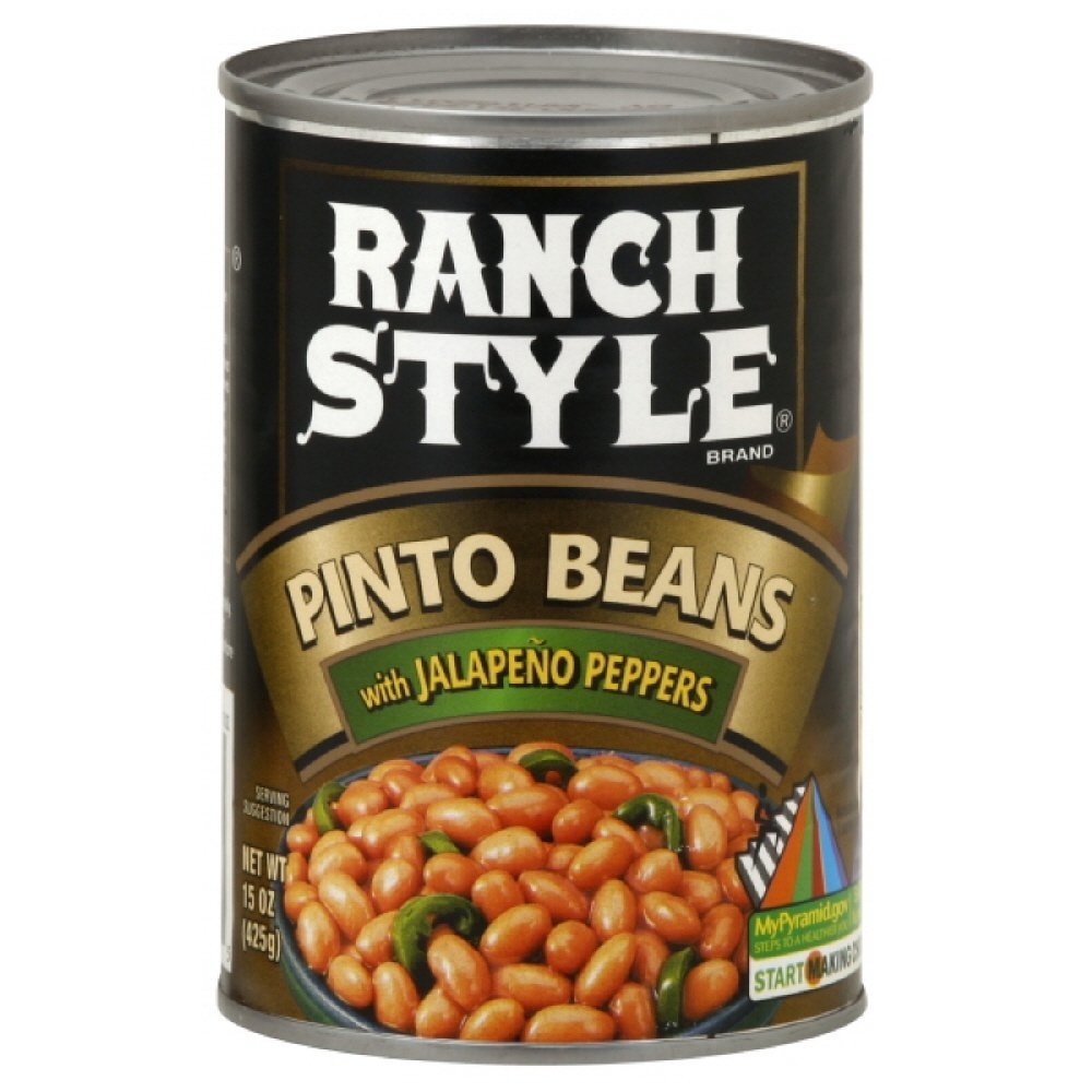 Ranch Style Ranking TOP19 Pinto Beans with Ultra-Cheap Deals Jalapenos of 12 Can Pack 15oz