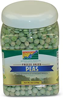 dehydrated peas snack