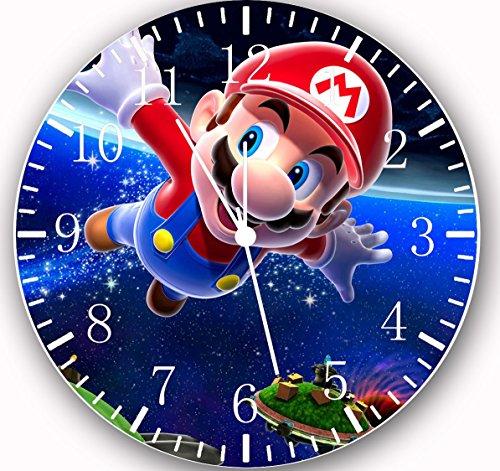 Super Mario Bros reloj de pared 10'Niza regalo y...