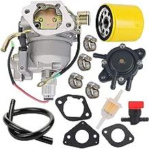 TOPEMAI CV730S Carburetor for Kohler CV740 CV730 CV740S Engine Replaces 24853102-S 24-853-102-S Carb Kit with Fuel Pump Oil Filter Gasket
