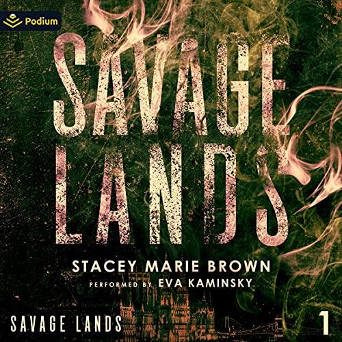Couverture de Savage Lands