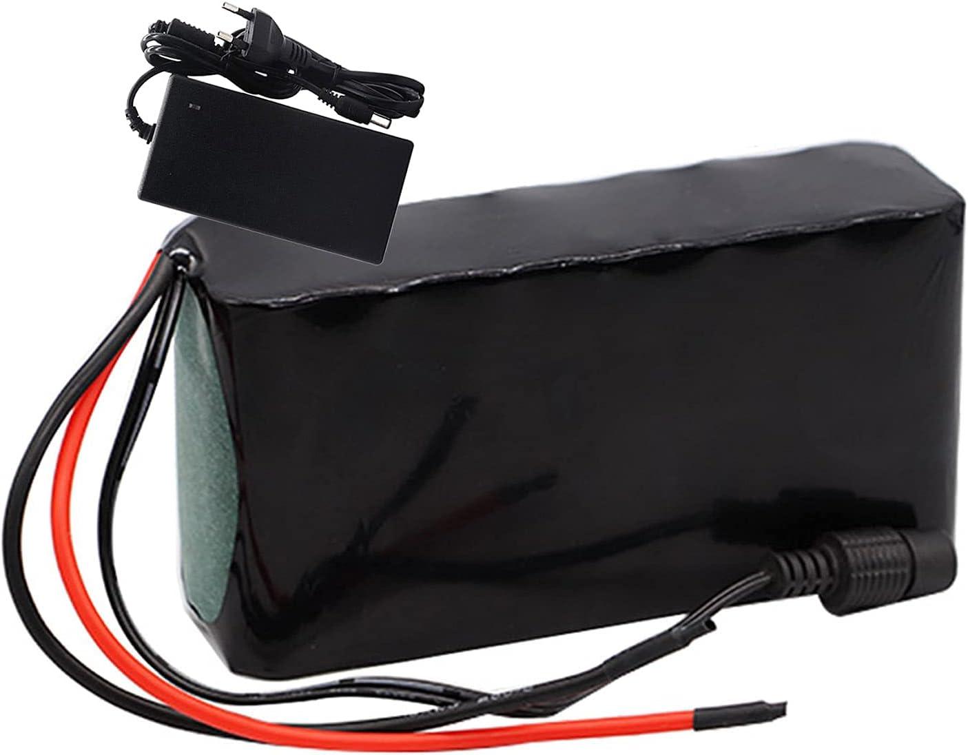 SGSG Paquete de batería de Litio para Bicicleta eléctrica de 24 V 6000 mAh 7S 2P 6AH Batería de Iones de Litio para Motor Dentro de 500 W para Scooters eléctricos Herramientas eléctricas Modelos