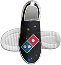 Dominoâ€s Pizza Logo Lightweight Breathable Casual Running Shoes Fashion Sneakers Shoes