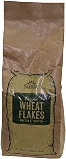 Suma Commodities - Organic | Wheat Flakes Organic | 20kg