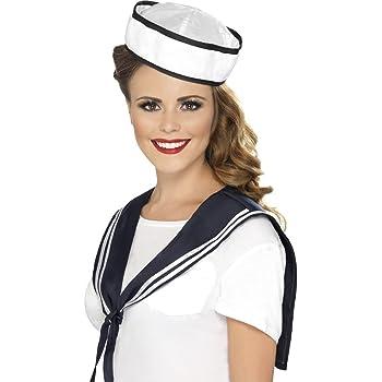 NET TOYS Disfraz de Marinero para Mujer Disfraz Accesorios ...
