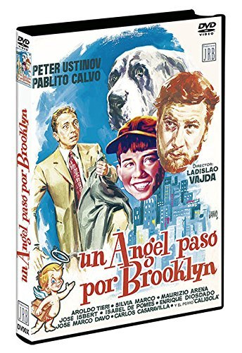 Un ángel pasó por Brooklyn [DVD]