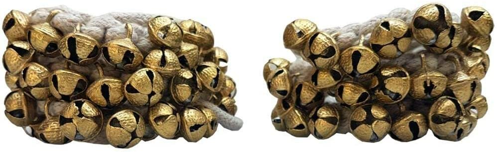 SCEXPORTS LARGE Los Angeles Mall SIZE KATHAK GHUNGROO NO-14 Sales 100 + BELLS