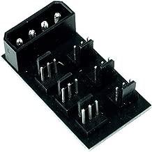 Phobya Splitter PCB, 4-Pin Molex to 6X 3-Pin